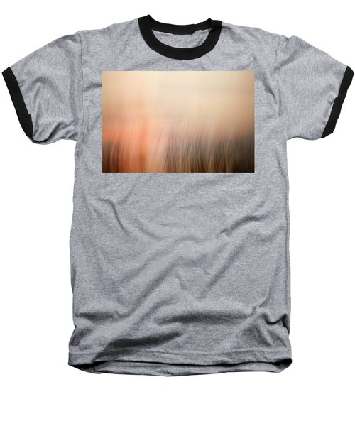 Baseball T-Shirt featuring the photograph Laying Low At Sunrise by Marilyn Hunt