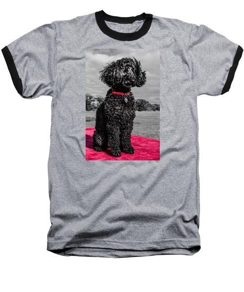Layla Baseball T-Shirt by Martina Fagan
