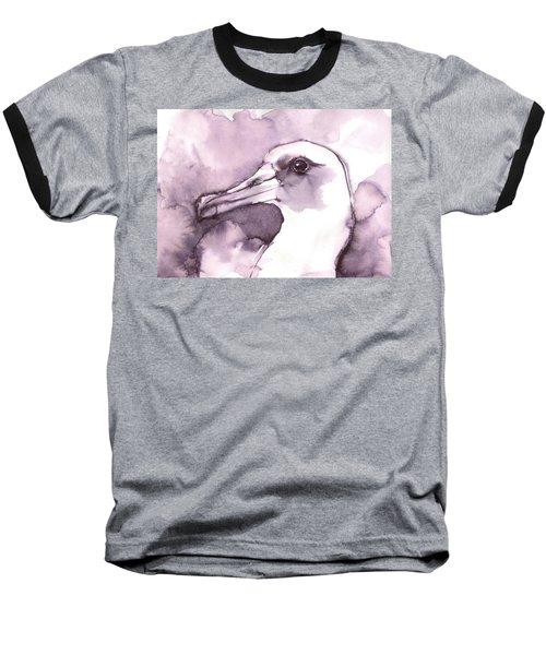 Laysan Albatross Baseball T-Shirt
