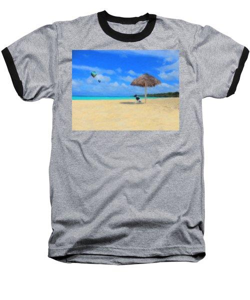 Lazy Afternoon Baseball T-Shirt