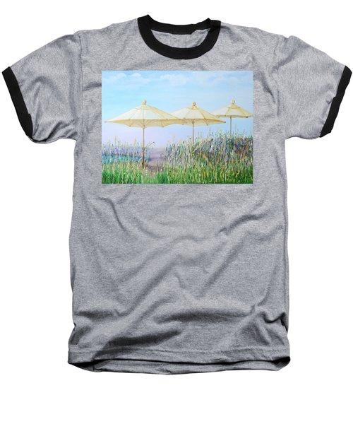Lazy Days Of Summer Baseball T-Shirt