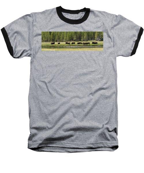 Lazy Morning Baseball T-Shirt