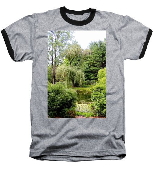 Lazy Pond Baseball T-Shirt