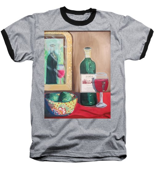 Le Chene Still Life Baseball T-Shirt