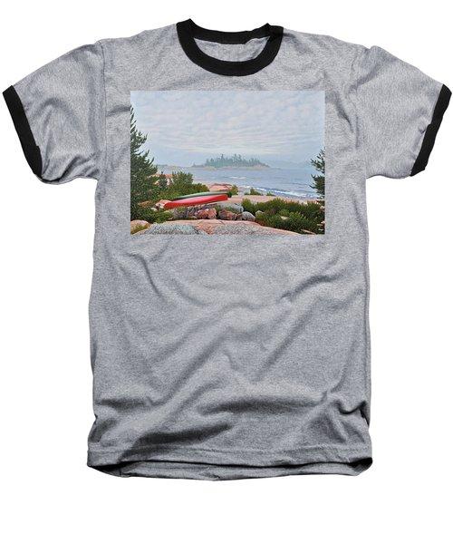 Le Hayes Island Baseball T-Shirt