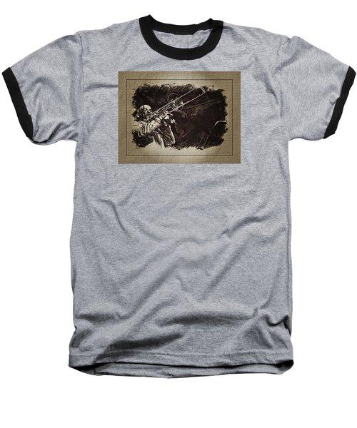 Le Roi Du Trombone  Baseball T-Shirt