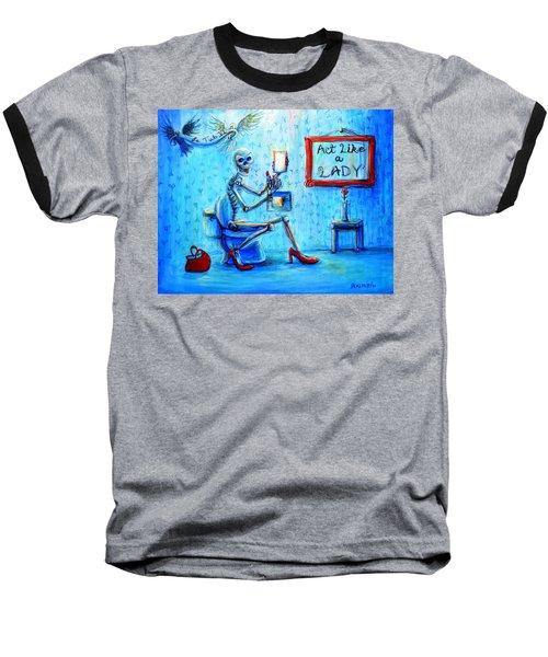 Le Tub Vi Baseball T-Shirt