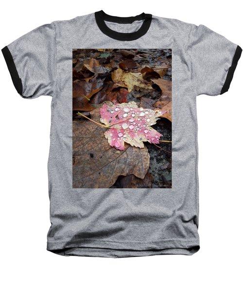 Leaf Bling Baseball T-Shirt