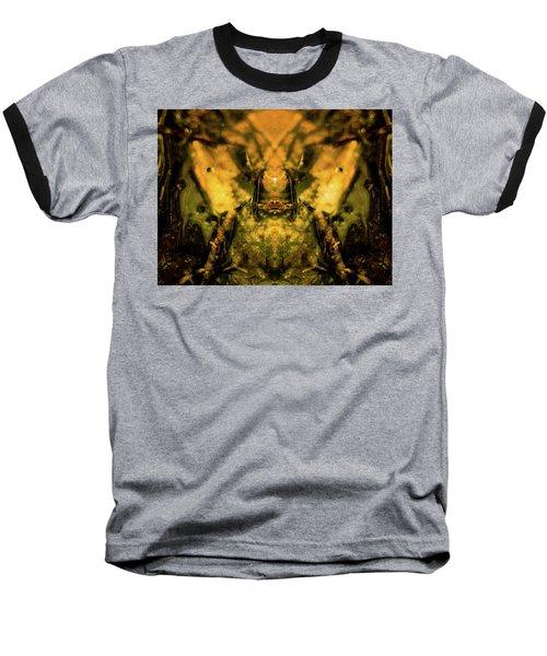 Leaf Water Worrior Baseball T-Shirt