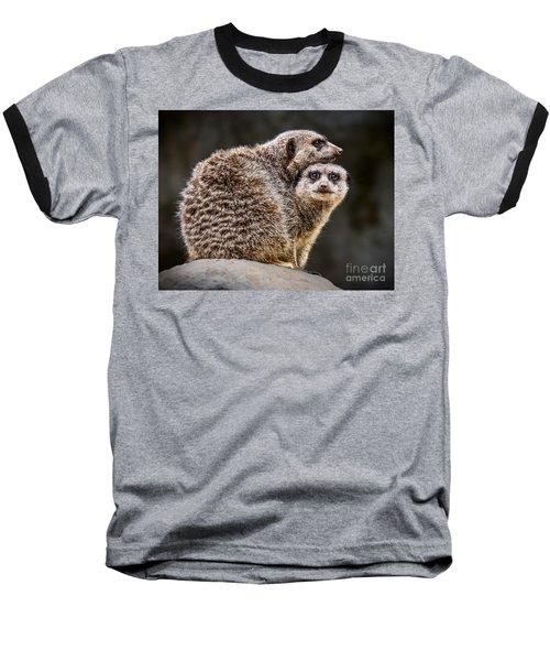 Lean On Me Baseball T-Shirt
