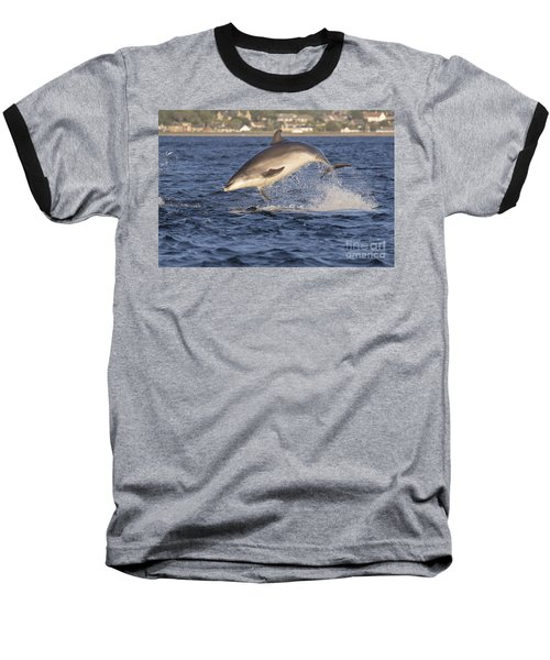 Jolly Jumper - Bottlenose Dolphin #40 Baseball T-Shirt