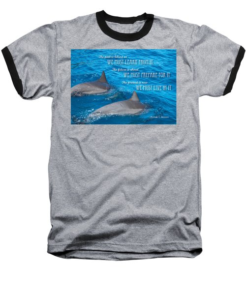 Learn Prepare Live Baseball T-Shirt