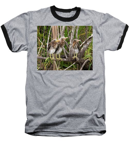 Learning To Be Self Sufficient Baseball T-Shirt