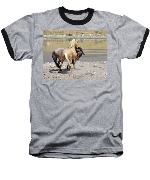 Learning To Fight Baseball T-Shirt