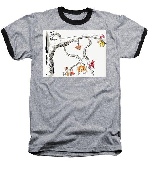 Leave Love Alone 1 Baseball T-Shirt