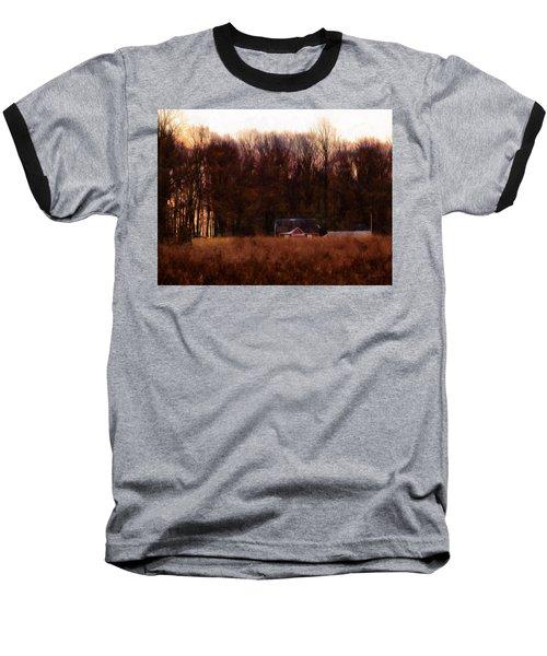 Leave The Light On For Me Baseball T-Shirt