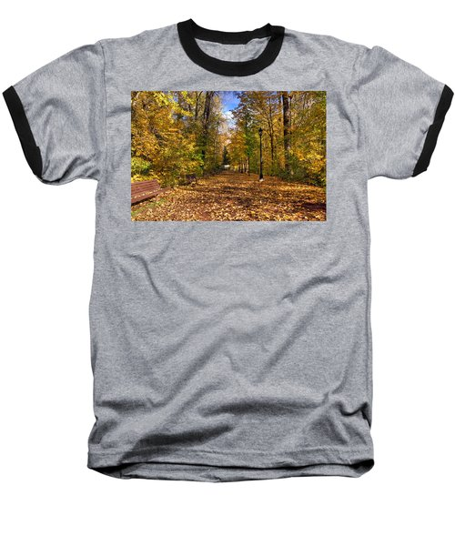 Leavenworth Waterfront Park Baseball T-Shirt
