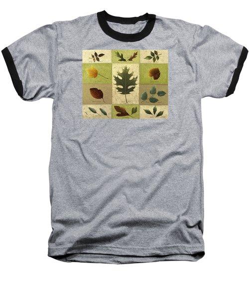 Leaves Baseball T-Shirt