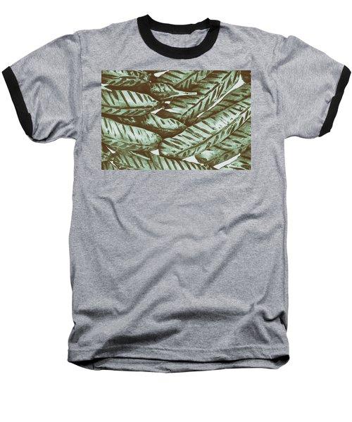 Leaves No. 3-1 Baseball T-Shirt
