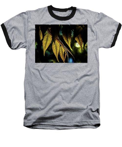 Leaves Of Green Baseball T-Shirt