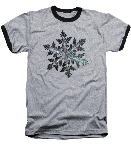 Leaves Of Ice Baseball T-Shirt