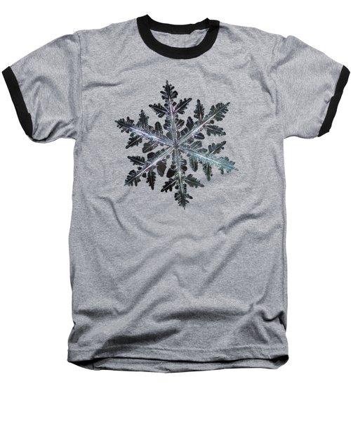 Leaves Of Ice II Baseball T-Shirt