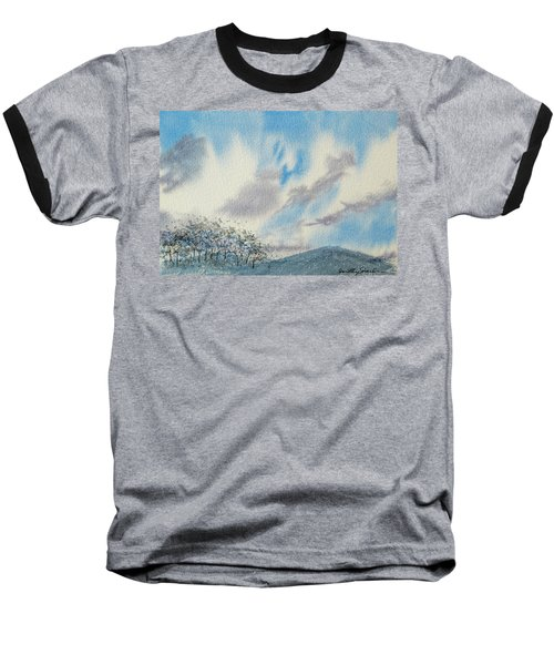 The Blue Hills Of Summer Baseball T-Shirt