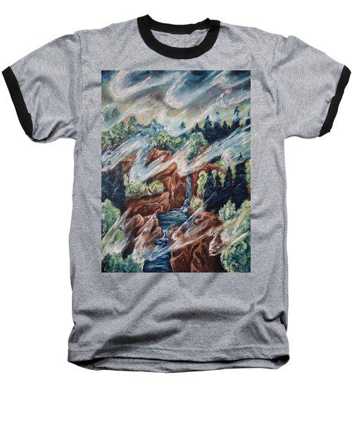 Leaving Eden Baseball T-Shirt