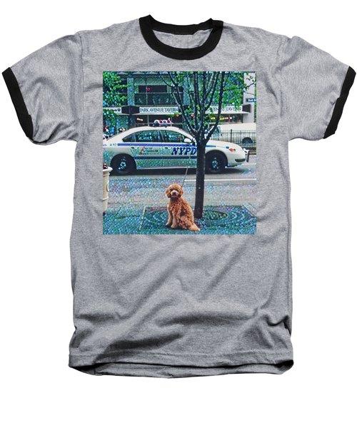 Leaving Nyc Baseball T-Shirt