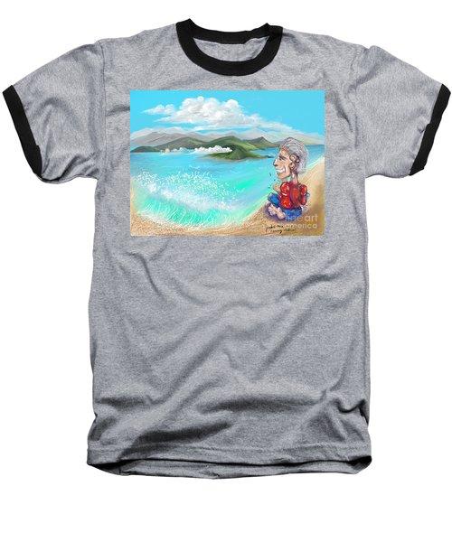 Leaving The Dream Baseball T-Shirt