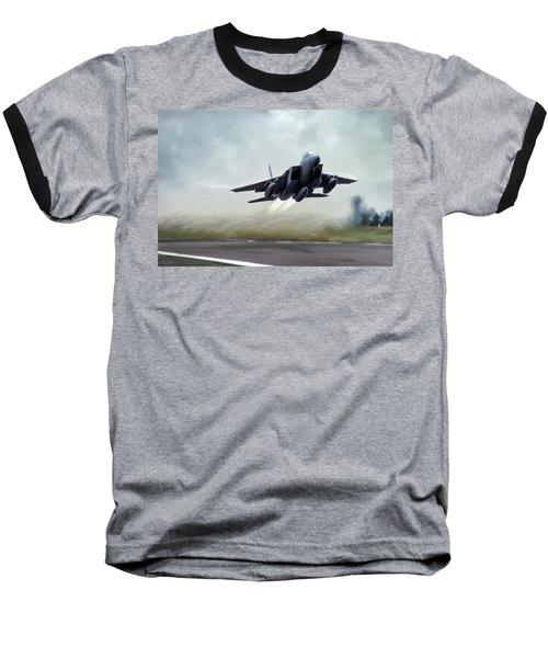 Leaving The Nest Baseball T-Shirt
