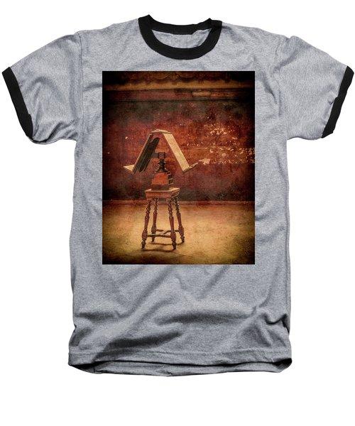 Paris, France - Lectern Baseball T-Shirt