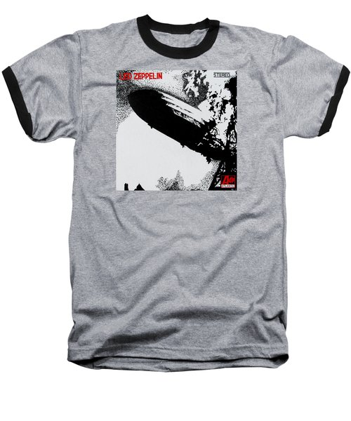 Led Zeppelin Baseball T-Shirt