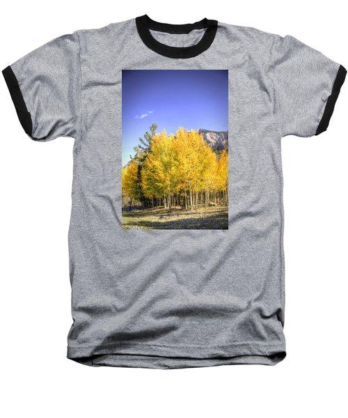 Lee Canyon Aspen Baseball T-Shirt