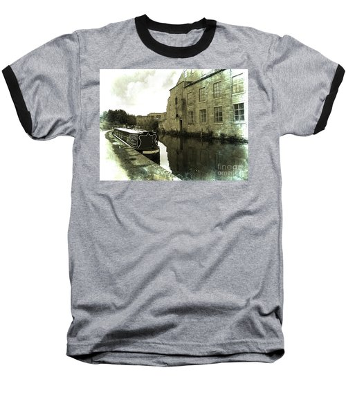 Leeds Liverpool Canal Unchanged For 200 Years Baseball T-Shirt