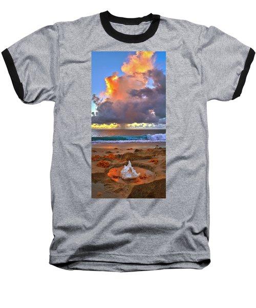 Left Behind - From Singer Island Florida. Baseball T-Shirt