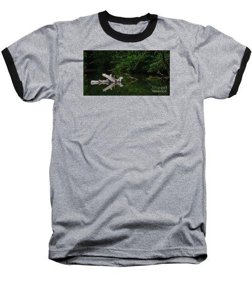 Left Behind Baseball T-Shirt