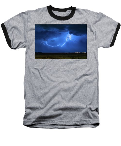 Left Hook Baseball T-Shirt