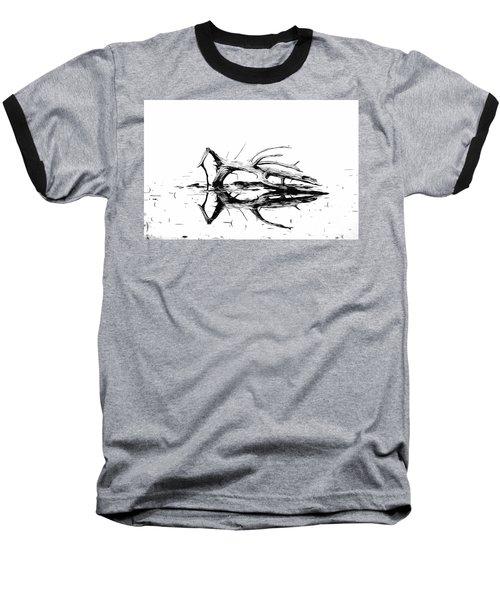Left Baseball T-Shirt