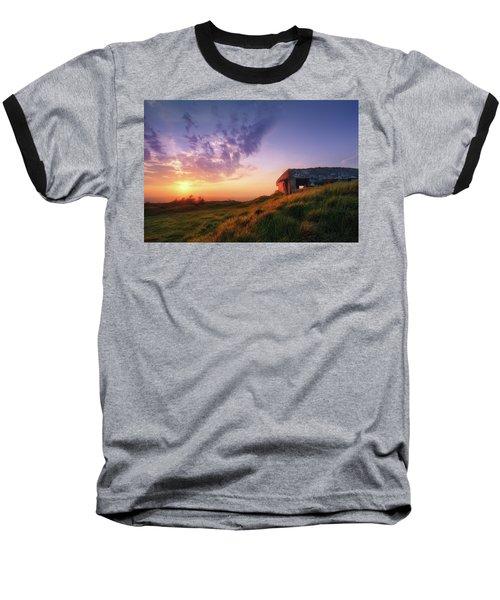 Legacy Of The Ancients Baseball T-Shirt