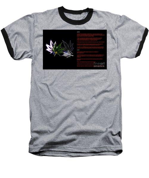 Legalize It Baseball T-Shirt
