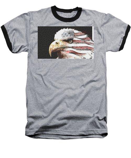 Legally Unlimited Eagle Baseball T-Shirt