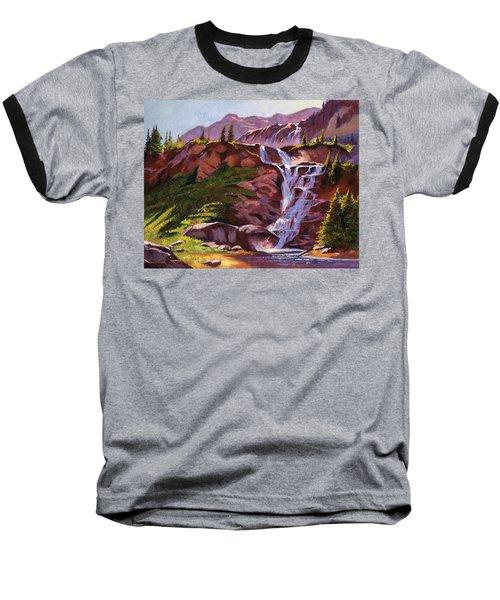 Legend Falls Baseball T-Shirt
