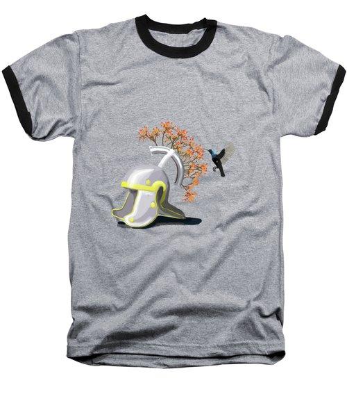 Legions Helmet Baseball T-Shirt by Keshava Shukla