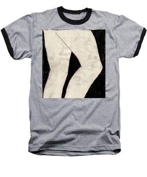 Legs Baseball T-Shirt