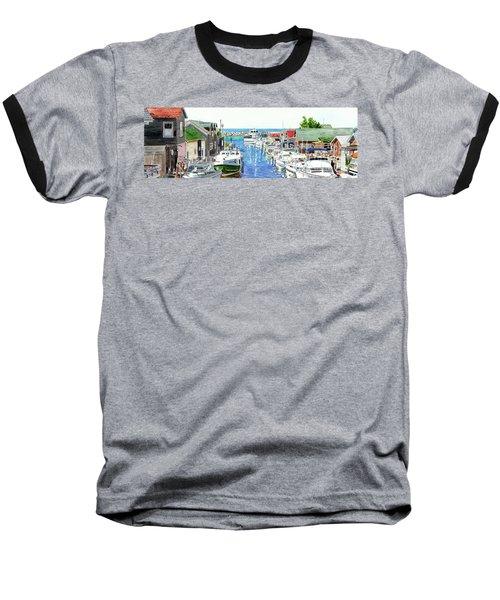 Leland Fishtown Baseball T-Shirt