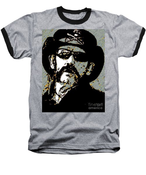 Lemmy K Baseball T-Shirt