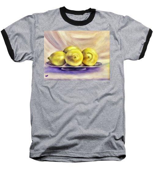 Lemon Drops Baseball T-Shirt