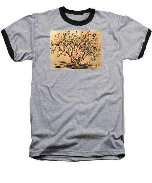 Lemon Tree Baseball T-Shirt