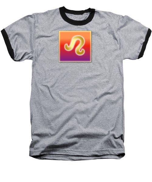 Leo July 22 - August 22 Baseball T-Shirt